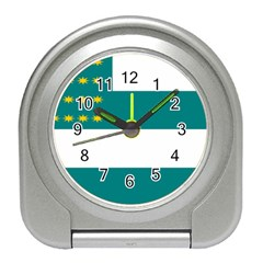 Flag of Fenian Brotherhood Travel Alarm Clocks
