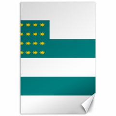 Flag of Fenian Brotherhood Canvas 24  x 36