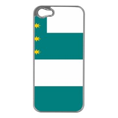 Flag of Fenian Brotherhood Apple iPhone 5 Case (Silver)