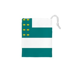 Flag of Fenian Brotherhood Drawstring Pouches (XS)