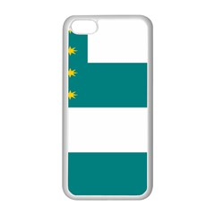 Flag of Fenian Brotherhood Apple iPhone 5C Seamless Case (White)