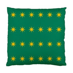 32 Stars Fenian Flag Standard Cushion Case (Two Sides)