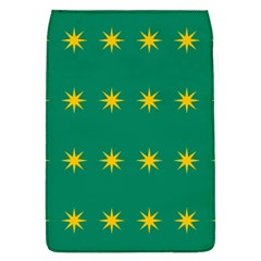 32 Stars Fenian Flag Flap Covers (L)