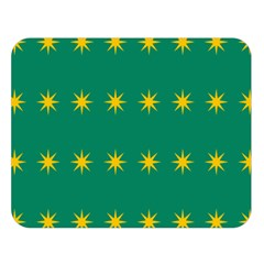 32 Stars Fenian Flag Double Sided Flano Blanket (Large)