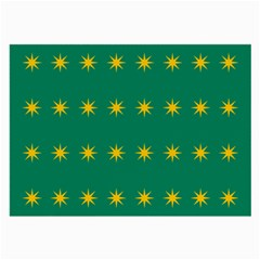 32 Stars Fenian Flag Large Glasses Cloth (2-Side)