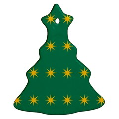 32 Stars Fenian Flag Ornament (Christmas Tree)