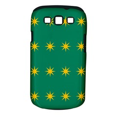 32 Stars Fenian Flag Samsung Galaxy S III Classic Hardshell Case (PC+Silicone)