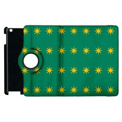 32 Stars Fenian Flag Apple iPad 2 Flip 360 Case