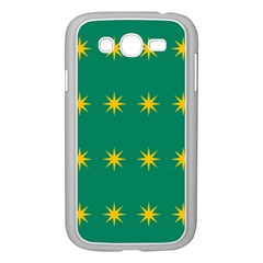 32 Stars Fenian Flag Samsung Galaxy Grand DUOS I9082 Case (White)