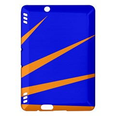 Sunburst Flag Kindle Fire HDX Hardshell Case