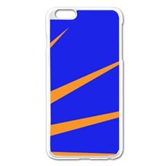Sunburst Flag Apple Iphone 6 Plus/6s Plus Enamel White Case