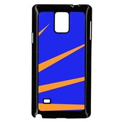 Sunburst Flag Samsung Galaxy Note 4 Case (Black)