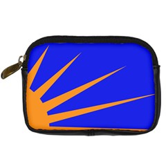 Sunburst Flag Digital Camera Cases