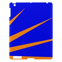 Sunburst Flag Apple iPad 3/4 Hardshell Case