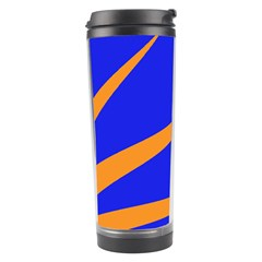 Sunburst Flag Travel Tumbler