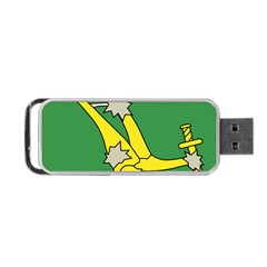 Starry Plough Flag  Portable USB Flash (One Side)