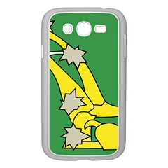 Starry Plough Flag  Samsung Galaxy Grand DUOS I9082 Case (White)