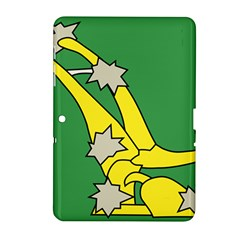 Starry Plough Flag  Samsung Galaxy Tab 2 (10.1 ) P5100 Hardshell Case