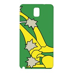 Starry Plough Flag  Samsung Galaxy Note 3 N9005 Hardshell Back Case