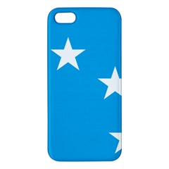 Starry Plough Flag Apple iPhone 5 Premium Hardshell Case
