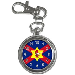 Flag of the Ulster Nation Key Chain Watches