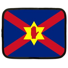 Flag Of The Ulster Nation Netbook Case (xl)
