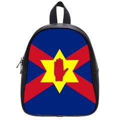 Flag of the Ulster Nation School Bags (Small)