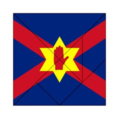 Flag of the Ulster Nation Acrylic Tangram Puzzle (6  x 6 )