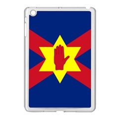Flag of the Ulster Nation Apple iPad Mini Case (White)
