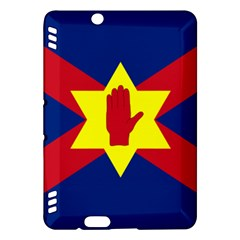 Flag Of The Ulster Nation Kindle Fire Hdx Hardshell Case