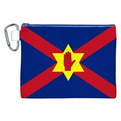 Flag of the Ulster Nation Canvas Cosmetic Bag (XXL)