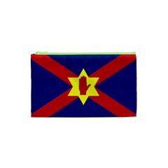 Flag of the Ulster Nation Cosmetic Bag (XS)