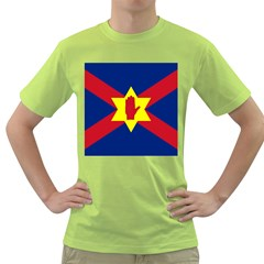 Flag of the Ulster Nation Green T-Shirt