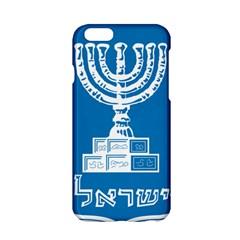 Emblem of Israel Apple iPhone 6/6S Hardshell Case