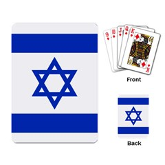 Flag of Israel Playing Card