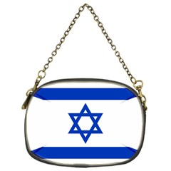 Flag of Israel Chain Purses (One Side)