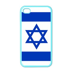 Flag of Israel Apple iPhone 4 Case (Color)