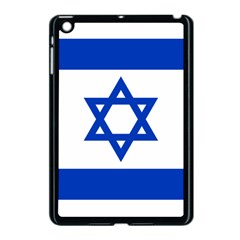 Flag of Israel Apple iPad Mini Case (Black)