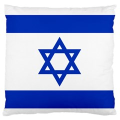Flag of Israel Standard Flano Cushion Case (Two Sides)