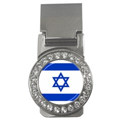 Flag of Israel Money Clips (CZ)