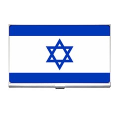 Flag of Israel Business Card Holders