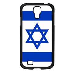 Flag of Israel Samsung Galaxy S4 I9500/ I9505 Case (Black)