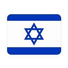 Flag of Israel Double Sided Flano Blanket (Mini)