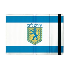 Flag of Jerusalem Apple iPad Mini Flip Case