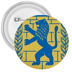 Coat of Arms of Jerusalem 3  Buttons