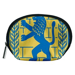 Coat of Arms of Jerusalem Accessory Pouches (Medium)