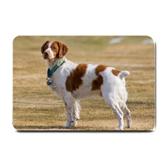 Brittany Spaniel Full Small Doormat