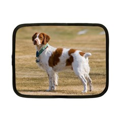 Brittany Spaniel Full Netbook Case (Small)