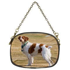 Brittany Spaniel Full Chain Purses (Two Sides)