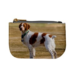 Brittany Spaniel Full Mini Coin Purses